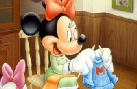 Minnie Mouse en Goofy