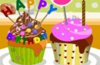 Verjaardagscakejes