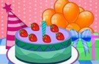 Verjaardagstaart  Spelletjes