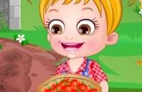 Baby Hazel Tomaten kweken Spelletjes
