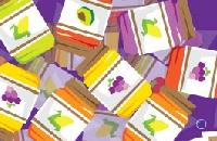 Etiketten plakken