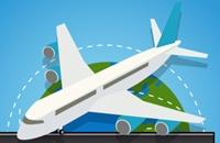 Vliegveld rush