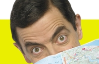Mr Bean doolhof