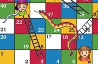 Slang en ladders