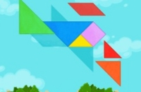 Kindertangram Spelletjes