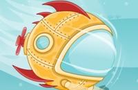 Onderzeeboot Dash Spelletjes