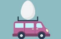 Eieren en auto