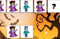 Halloween patronen Spelletjes