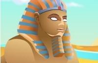 Oude Egypte Mahjong