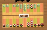 Sushi Backgammon Spelletjes