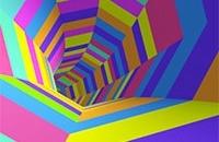 Kleurentunnel