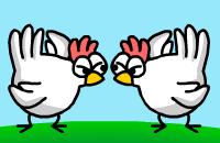 Eieren gooien