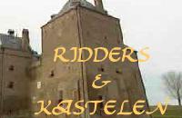 Ridders en kastelen ganzenbord