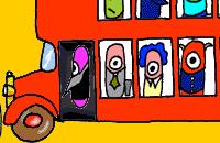Tellen in de bus