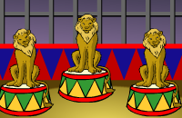 Leeuwen temmen