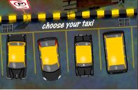 Taxi parkeren