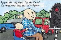 Stoplicht Appie en opa