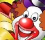 Speel het nieuwe spel: Clown connect 10