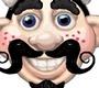 Speel het nieuwe spel: Mr. Harig gezicht