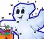 Speel het nieuwe spel: Halloween lijnpuzzle