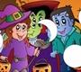 Speel het nieuwe spel: Halloween schuifpuzzle