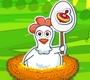 Paasspelletje: Eieren kiezen